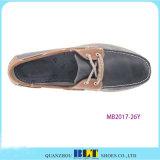 남자를 위한 새로운 재료 가죽 신발
