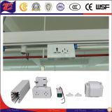 Luz de la cubierta del PVC del precio de fábrica y barra de distribución de la energía