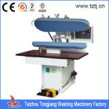 Cuello de la camisa y máquina Manguito de prendas de vestir de prensa con CE / SGS auditado