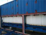máquina de gelo do bloco 30tons/Day com do '' refrigerar direto do equipamento de pesca recipiente uns 40