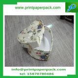 Marfil de lujo de dulces favorece las cajas de papel con la decoración de la boda de la cinta