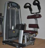 Máquina rotatoria de la gimnasia del torso de la máquina apta comercial de la carrocería