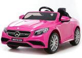 Ягнит езда Benz 12V лицензированная S63 на автомобиле с дистанционным управлением