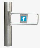 Barreira automática do balanço do cilindro da cerca do tráfego do controlo de segurança