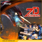 Zhuoyuan Business Investments 7D Cinema Machine