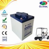6V210ah Sealed Maintenance Free Car Battery mit 15years Life