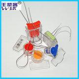 プラスチック注入の水道メーターのシール(ABS)