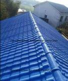 Azulejo de azotea de la resina sintetizada del Asa, material español sintetizado del azulejo de la ripia del material para techos de azulejo de azotea