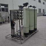 1000L/H PLC de Machine van de Behandeling van het Water van de Controle RO