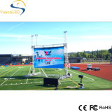 Video parete impermeabile di P8 LED con colore completo per lo stadio