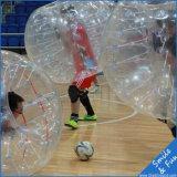 Size1.5*1.3 (h) para el adulto 1 bola de parachoques inflable de la persona PVC0.8mm