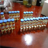 Testosterona esteróide baseada intramuscular Enanthate da hormona Injectable para a construção do tecido