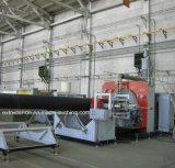 Ligne d'extrusion de conduite d'eau de gaz/du HDPE Lsg65/33