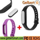 Gelbertの昇進のギフトのための携帯用適性の腕時計のスポーツバンド