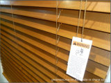 Cortinas de madera de la ventana - persiana veneciana de madera
