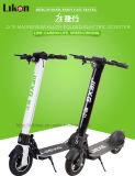 Конструкция запатентовала нов водоустойчивый самокат сложенный 2wheels электрический (JX10)