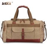 Мешок Tote холстины перемещения и мешок сумки плеча для людей