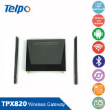 Router sem fio, 1xrj45 (MACILENTO), 4xrj45 (LAN), 2xrj11 (telefone)