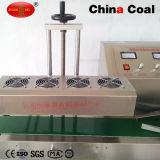 Máquina de vedação automática de folha de alumínio de selagem de indução