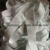 Abrigo blanco del jefe del extractor de la fibra de vidrio 50 pies de (l) * 2 pulgadas (w)