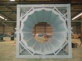 Прессформа слитка утюга или стали деревянная для отливки