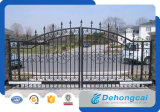 優雅な住宅の安全錬鉄のゲート(dhgate-11)