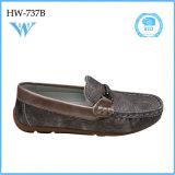 China por atacado caçoa sapatas ocasionais das crianças confortáveis
