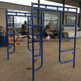 Het poeder Met een laag bedekte die Systeem van de Steiger van het Frame van de Metselaar in China voor Verkoop wordt gemaakt