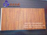 Type neuf machine en plastique en bois d'extrudeuse de panneau de WPC pour la décoration d'intérieur