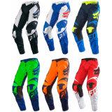 Pantaloni di motocross dell'OEM dell'attrezzo di qualità personalizzati verde Mx/MTB (MAP23)