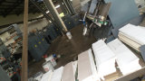 Высокоскоростное печатание Flexo и слипчивая Binding производственная линия тетради