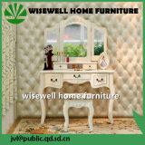 イギリスのための木製の寝室のドレッサーデザイン