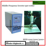 LED Display Parallel Inverter Spot Welder Mdd1000 / 2000/3000 & Mdhp-10