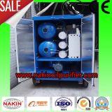 De mobiele Zuiveringsinstallatie van de Olie van de Transformator van het Type, de VacuümMachine van de Filtratie van de Olie