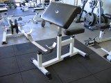 耐衝撃性の体操のゴム製タイル、ゴム製運動場のマット、ゴム製床タイル