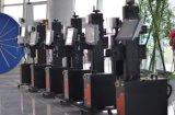 20W 30W de Laser die van de Vezel van Ipg Machine voor Pijp, Non-Metal merken Plastic/PVC/HDP/PE