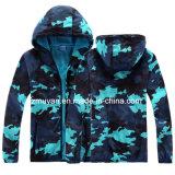 Chemises de sports de Hoodies de camouflage de s d'hommes «