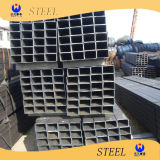 Construction UseのためのERW Black Color Rectangular Steel Pipe