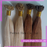 Extensão de queratina de cabelo de alta qualidade Cabelo de queratina