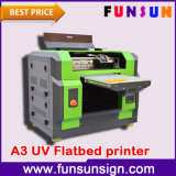 USB/Glass/Plastics Acrylic A3/A4 Size UVdigital Flatbed Printer Factory Price und Highquality