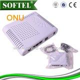 Kanal F.E.-4 mit 2 VoIP Port-FTTH drahtlosem Triple Play Epon Olt ONU