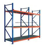 Shelving/cremalheira resistentes do armazenamento do armazém de Longspan para bens pesados