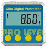 Base de base magnética incorporada Mini Digital Protractor (SKV810-100)