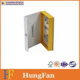 Rectángulo de regalo cosmético del papel de embalaje del producto de Skincare