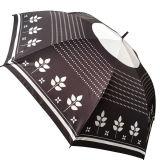 Нестандартная конструкция зонтик дешевого выдвиженческого руководства 23 дюймов открытый прямой