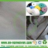 Tessuto non tessuto del polipropilene di Spunbond per la stuoia dell'automobile