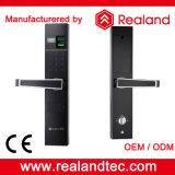 Fabrication biométrique de blocage de porte d'empreinte digitale des prix industriels en gros de Realand avec l'OEM facultatif (F2)