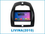 Android DVD-плеер автомобиля системы для 2010 Nissan Livina с GPS Navigation/TV/WiFi