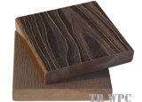 Dubai grano de madera WPC terrazas