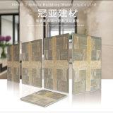 Azulejo rústico de cerámica del suelo/de la pared del estilo de madera de la mirada con nano
